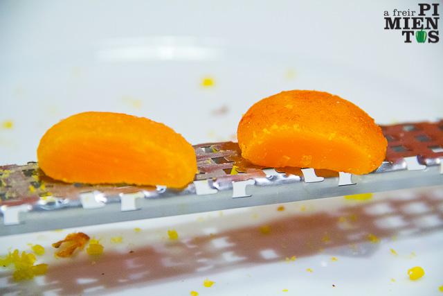 Yemas de huevo curadas afreirpimientos for Cocinar yema de huevo